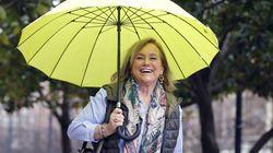 Dimite Mercedes Fernández, presidenta del PP de