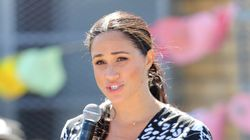 Meghan Markle Tells South Africa: I'm Here With You 'As A Woman Of