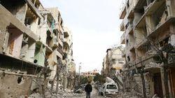 Ce détail permet à Damas et ses alliés de poursuivre les frappes sur la Ghouta