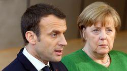 Berlin et Paris appellent Moscou à faire pression sur la Syrie pour un cessez-le-feu