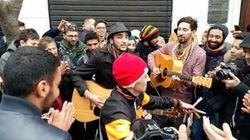 Ces artistes de rue qui sèment la bonne humeur dans le centre