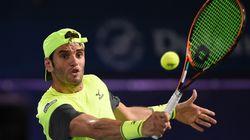 Le tennisman tunisien Malek Jaziri s'incline en demi-finales du tournoi ATP de