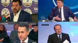 Élections en Italie: les quatre scénarios qui se dessinent pour le futur