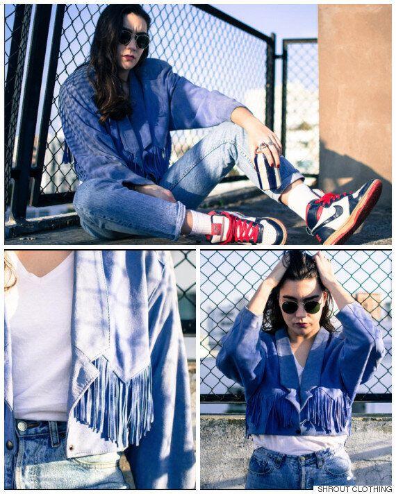 Shrout, le nouveau label de mode marocain qui va emballer les fans de