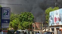 Burkina Faso: attaques terroristes en cours à