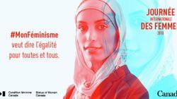 Canada: une femme voilée utilisée dans une campagne ministérielle pour le 8