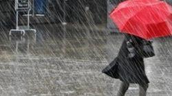 Météo: Vents forts à violents et averses orageuses à partir de