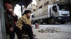Syrie: Un convoi humanitaire entre dans la Ghouta