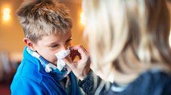 Comment soigner efficacement (et sans risque) un rhume chez