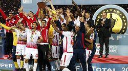 Football: la victoire du WAC en Super Coupe de la CAF,