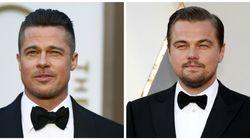 Brad Pitt et Leonardo DiCaprio partageront l'affiche du prochain
