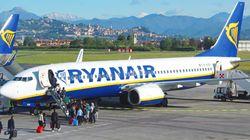 Ryanair lance 5 nouvelles destinations européennes depuis