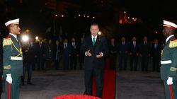 Erdogan se recueille à la mémoire des martyrs de la Guerre de