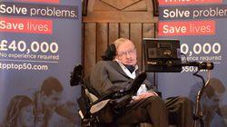 L'astrophysicien britannique Stephen Hawking est mort à 76