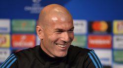 Avant PSG-Real en Ligue des Champions, la pique de Zidane le marseillais au public