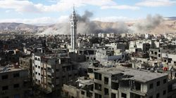 L'armée syrienne reprend plus du quart du fief rebelle dans la