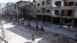 Percée majeure de l'armée syrienne dans la Ghouta