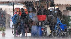 Alerte météo: Fortes pluies et averses orageuses ce week-end au