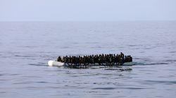 71 migrants d'Afrique subsaharienne interceptés à Tanger par la marine