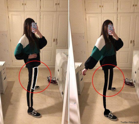 Illusion d'optique: Vos jambes vont se dérober devant ces