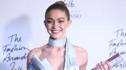 Gigi Hadid profite de la Fashion Week de New York pour répondre à ceux qui la trouvent trop