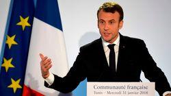 Le discours complet d'Emmanuel Macron devant la communauté française de
