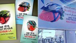 La commune d'Agadir s'est (un peu trop) inspirée d'une campagne de sensibilisation