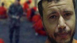 L'ancien détenu de Guantanamo, Younes Chekkouri,