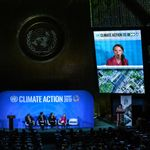 Greta Thunberg livre un discours percutant au sommet de