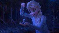 Une nouvelle bande-annonce plus révélatrice pour «La Reine des neiges