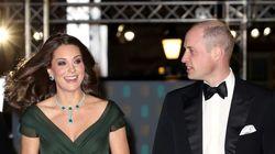 Aux BAFTA, Kate Middleton était l'une des rares à ne pas porter de