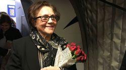 Les Égyptiens accueillent avec faste Djamila Bouhired, légende vivante de la révolution