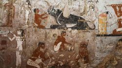 L'Egypte dévoile la tombe d'une prêtresse du temps des
