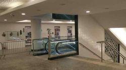 Place des Martyrs: les chantiers de la station de métro et du musée souterrain se dévoilent en