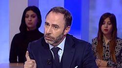 Patrice Bergamini pointe du doigt certaines