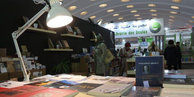 À la rencontre du public du Salon International de l'Édition et du Livre de