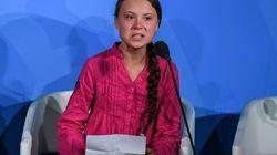 Greta Thunberg desafía a los líderes mundiales que le han