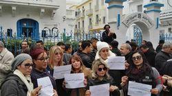 Face aux menaces: Grande journée de colère des journalistes tunisiens (PHOTOS,