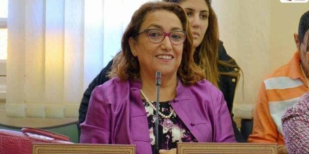 La justice réclame la levée de l'immunité parlementaire de Bochra Bel Haj Hmida après une plainte de...