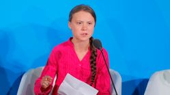 Greta Thunberg To World Leaders At UN Climate Summit: 'How Dare