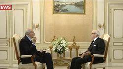 Les grandes lignes de l'interview accordée par Béji Caid Essebsi à Jean Pierre Elkabbach
