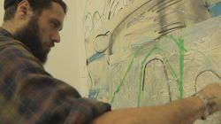 Le plasticien Taher Jaoui présente sa deuxième exposition personnelle en