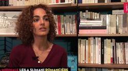 Leila Slimani se prononce sur le projet de loi français