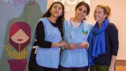 Des lycéennes récompensées par le programme DigiGirlz à