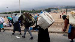 La bousculade à la frontière entre le Maroc et Melilla fait au moins un