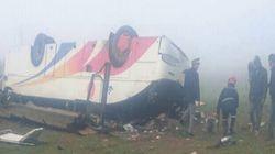 Safi: 30 blessés dans un accident