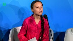 Greta Thunberg Scolds World