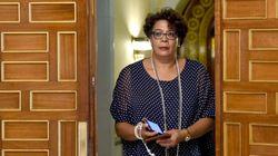 La porte-parole de la présidence Saïda Garrach blâme ceux