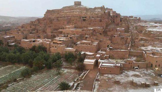 Maroc: Vague de froid, neige dans le désert, trombes marines... explications du climatologue Mohammed-Saïd