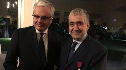 Driss El Yazami reçoit à Rabat la plus haute distinction de